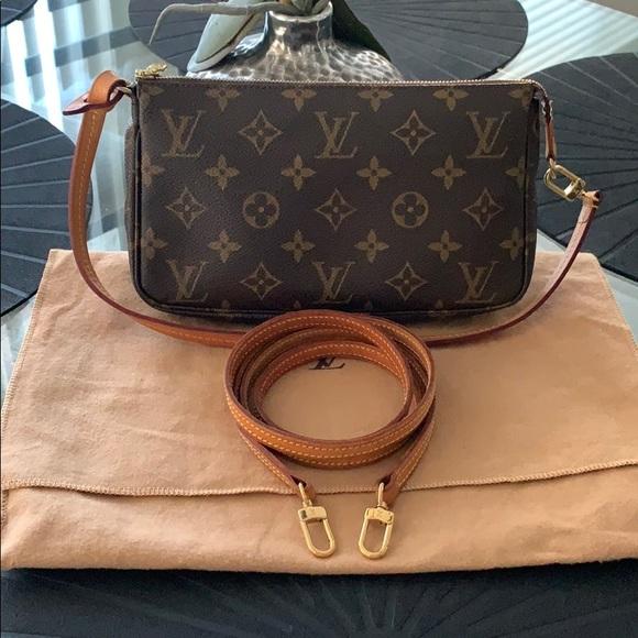 Louis Vuitton Handbags - SOLD. Louis Vuitton Pochette accessories